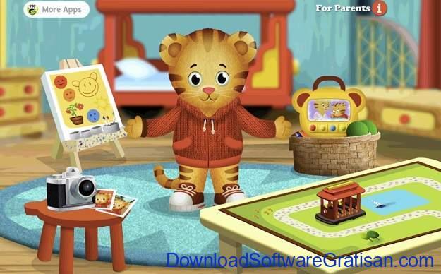 Game Edukasi Online Terbaik untuk Anak - Daniel Tigers Grr-ific Feelings