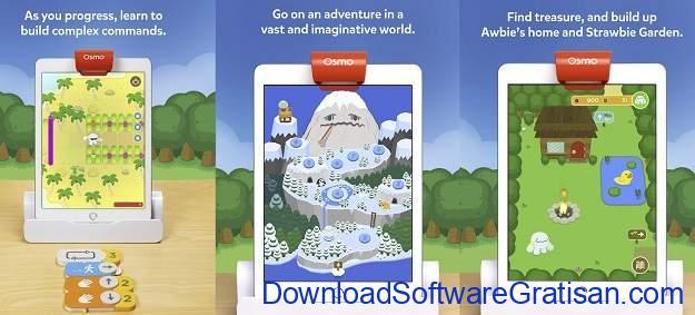 Game Edukasi Online Terbaik untuk Anak - Osmo Coding Awbie
