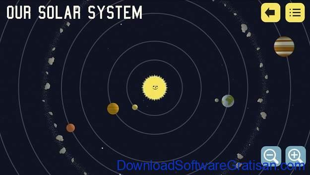 Game Edukasi Online Terbaik untuk Anak - Professor Astro Cat's Solar System