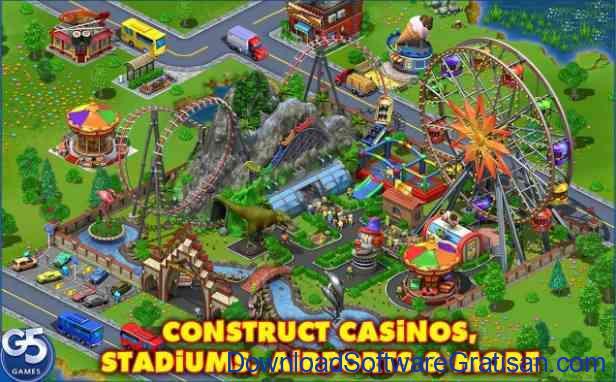 Game Gratis Membangun Kota untuk Android Virtual City Playground