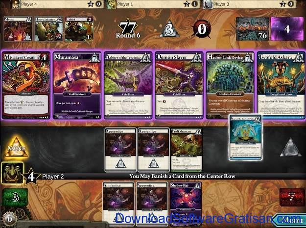 Game Kartu Gratis Terbaik untuk Android Ascension Chronicle of the Godslayer