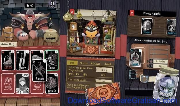 Game Kartu Gratis Terbaik untuk Android Card Crawl