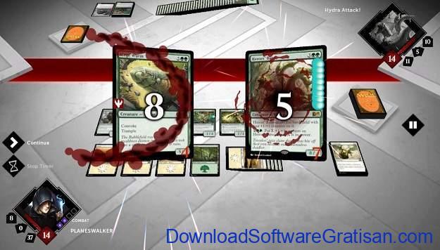 Game Kartu Gratis Terbaik untuk Android Magic 2015