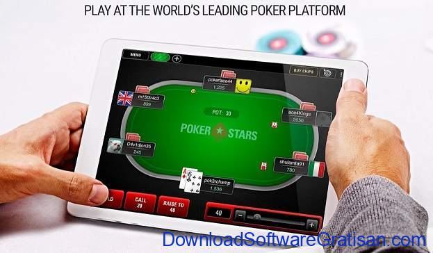 Game Kartu Gratis Terbaik untuk Android PokerStars Poker Texas Holdem