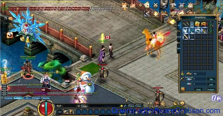 Game MMORPG Terbaik Conquer Online