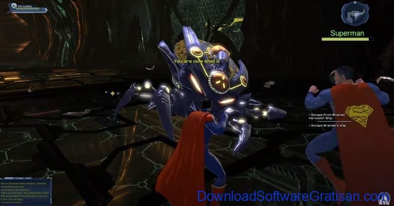 Game MMORPG Terbaik DC Universe Online