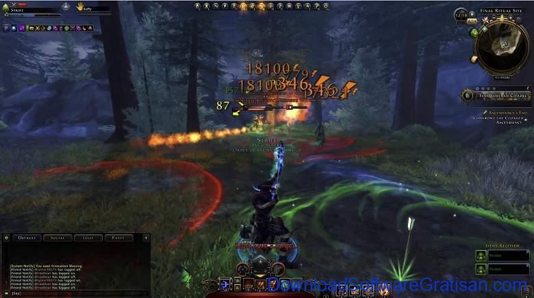Game MMORPG Terbaik Neverwinter