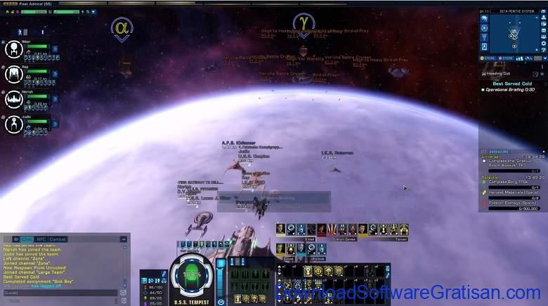 Game MMORPG Terbaik Star Trek Online