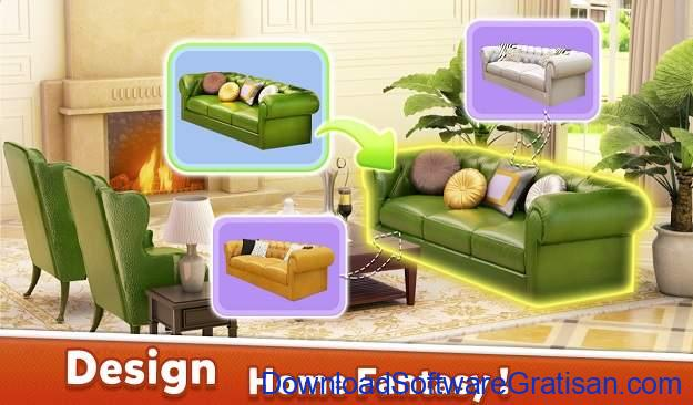 Game Menata Rumah Android Terbaik - Home Fantasy Dream Home Design Game