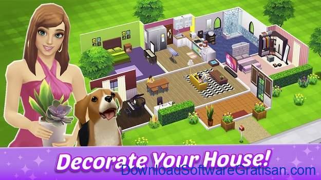 Game Menata Rumah Android Terbaik - Home Street Home Design Game