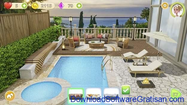 Game Menata Rumah Android Terbaik - Homecraft Home Design Game