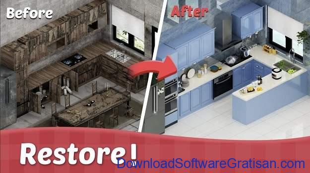 Game Menata Rumah Android Terbaik - Sweet House
