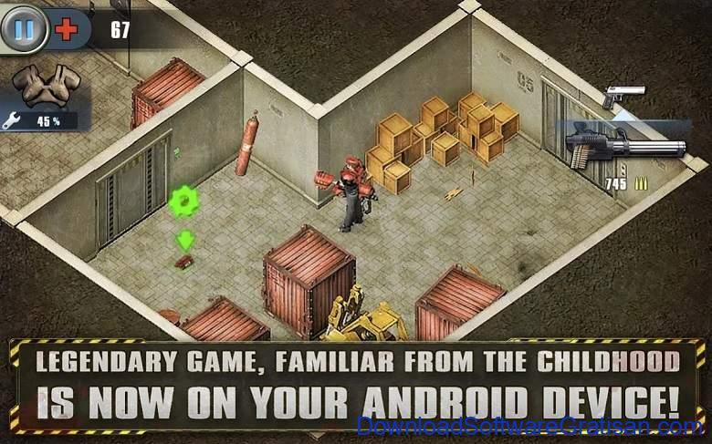 Game Menembak Offline Terbaik Android Alien Shooter Free
