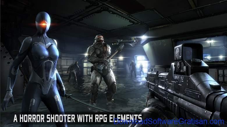 Game Menembak Offline Terbaik Android - Dead Effect 2