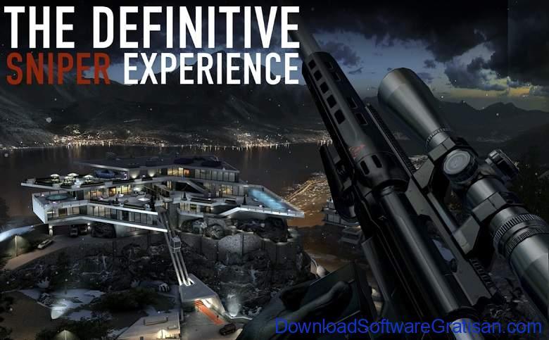 Game Menembak Offline Terbaik Android - Hitman Sniper
