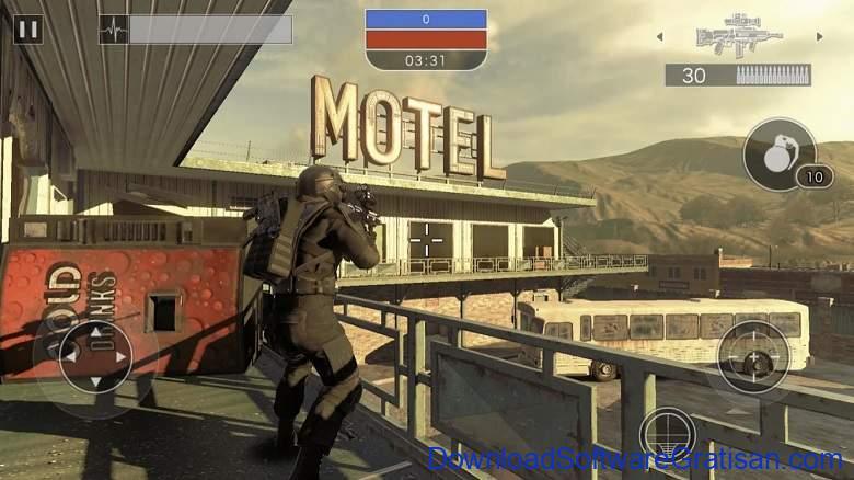 Game Menembak Terbaik Android - Afterpulse
