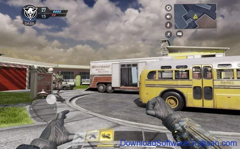Game Menembak Terbaik Android - Call of Duty Mobile
