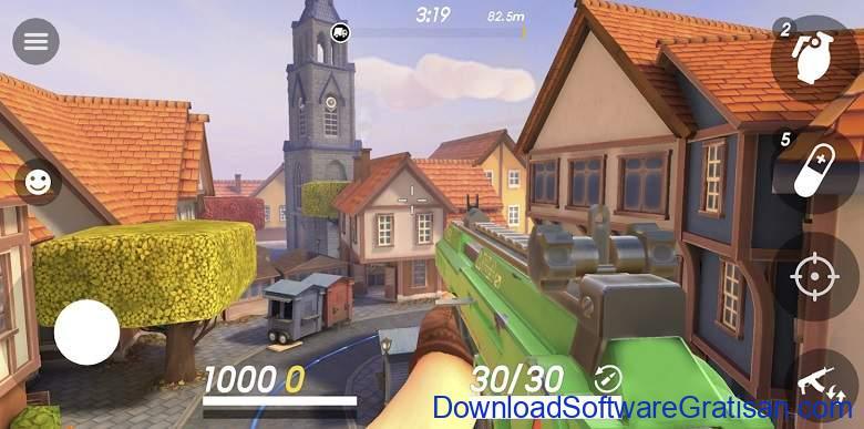 Game Menembak Terbaik Android - Guns of Boom