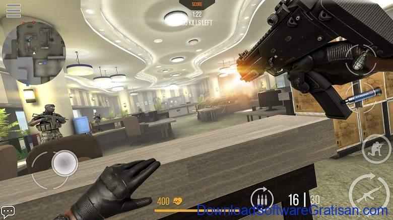 Game Menembak Terbaik Android - Modern Strike Online