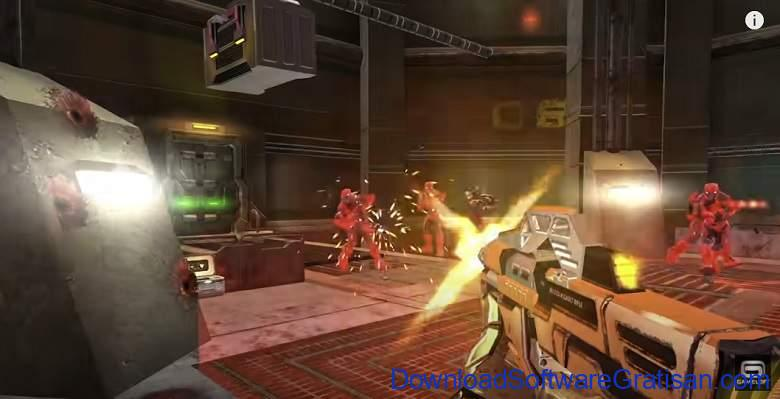 Game Menembak Terbaik Android - N.O.V.A. Legacy