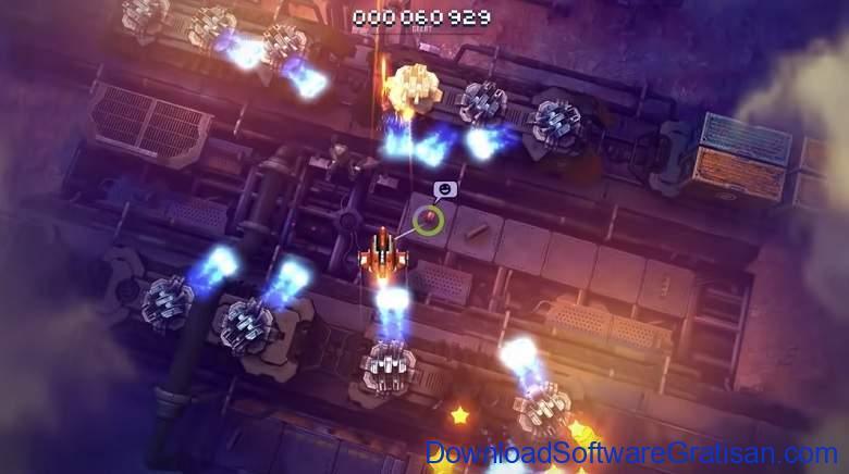 Game Menembak Terbaik Android - Sky Force Reloaded