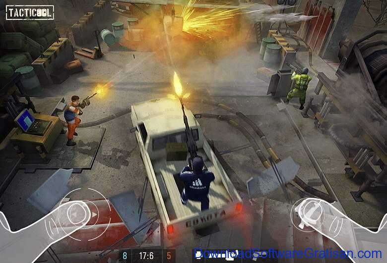 Game Menembak Terbaik Android - Tacticool