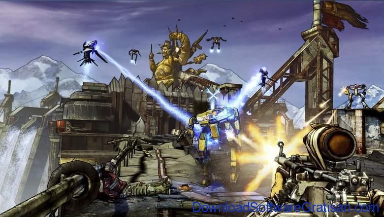 Game Menembak Terbaik untuk PC - Borderlands 2