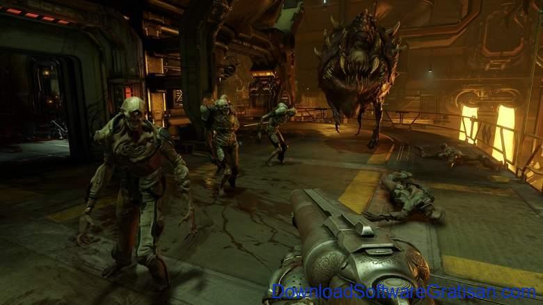 Game Menembak Terbaik untuk PC - Doom 2016