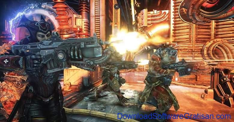 Game Menembak Terbaik untuk PC - Gears 5