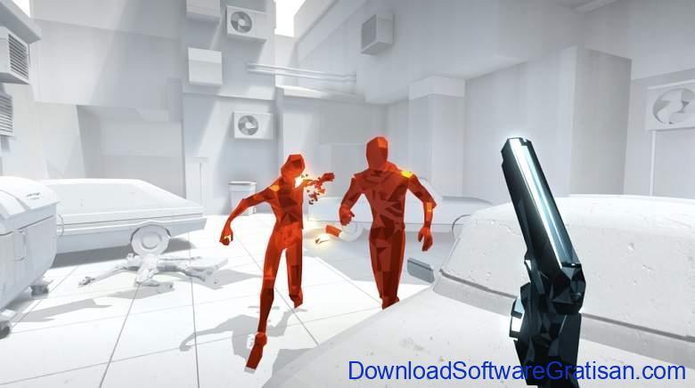 Game Menembak Terbaik untuk PC - Superhot
