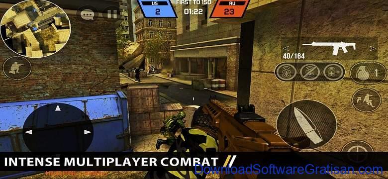 Game Menembak Terbaik untuk iPhone iPad - Bullet Force