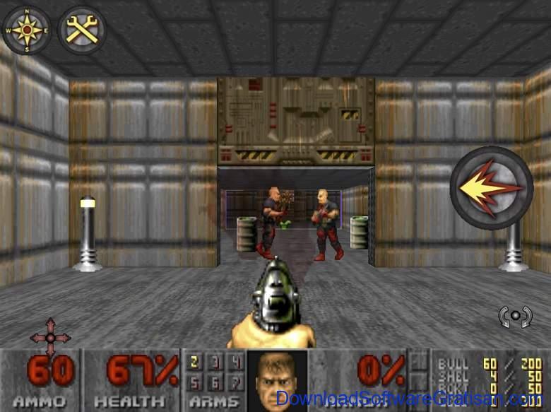 Game Menembak Terbaik untuk iPhone iPad - Doom Classic