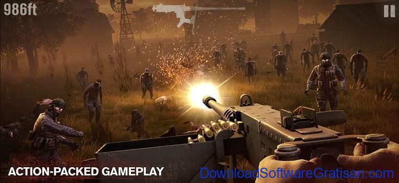 Game Menembak Terbaik untuk iPhone iPad - Into the Dead 2