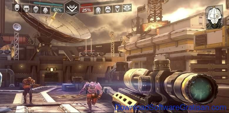 Game Menembak Terbaik untuk iPhone iPad - Modern Combat Versus