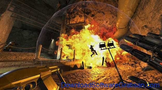 Game Menembak VR Terbaik untuk Oculus Quest - Espire 1 VR Operative