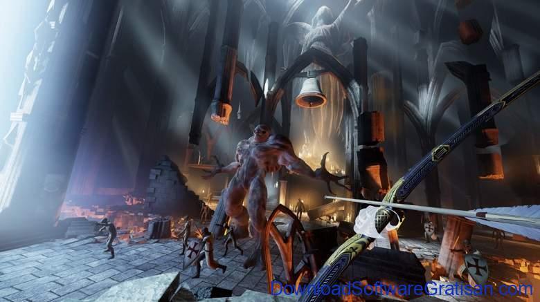 Game Menembak VR Terbaik untuk Oculus Quest - In Death Unchained
