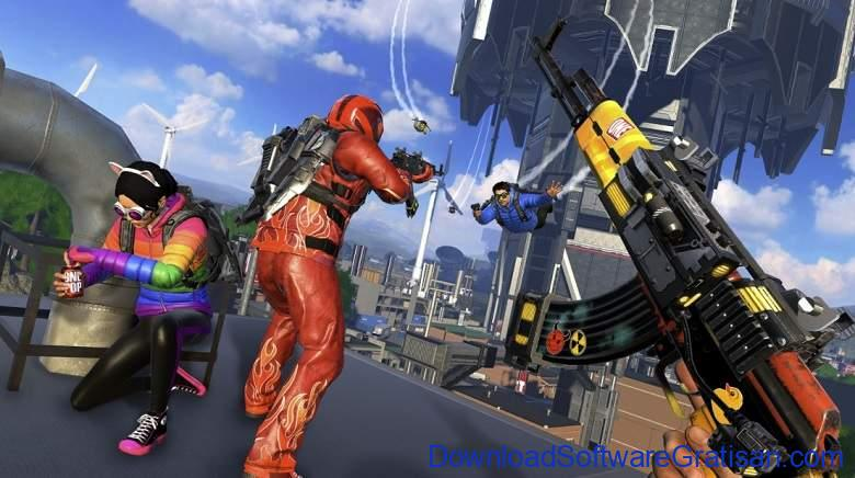 Game Menembak VR Terbaik untuk Oculus Quest - Population One