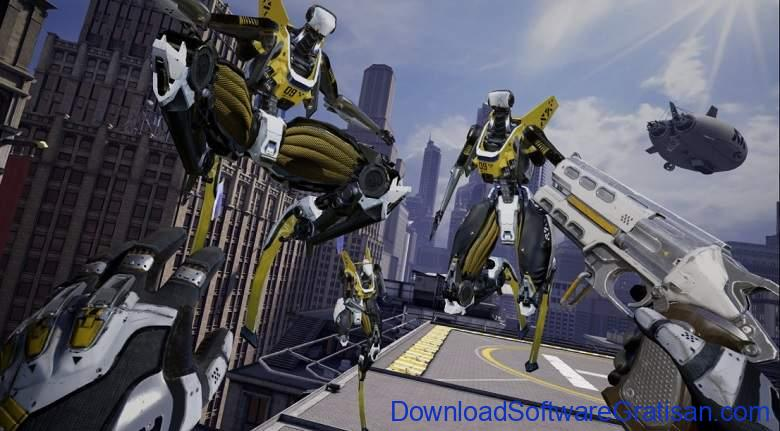 Game Menembak VR Terbaik untuk Oculus Quest - Robo Recall Unplugged