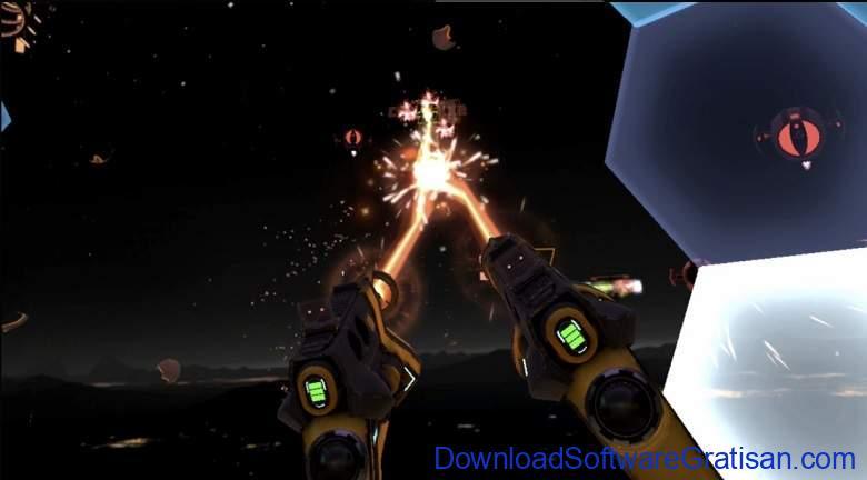 Game Menembak VR Terbaik untuk Oculus Quest - Space Pirate Trainer