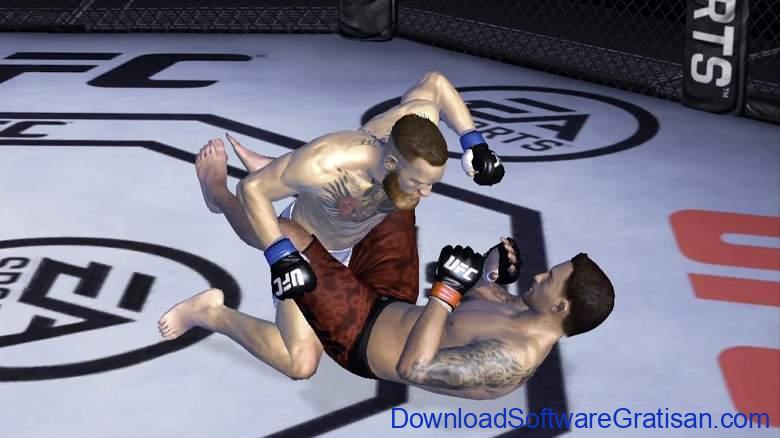 Game Offline Android Gratis Terbaik EA Sports UFC
