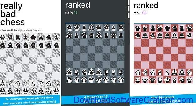 Game Offline Terbaik Android yang Tidak Membutuhkan Internet Really Bad Chess