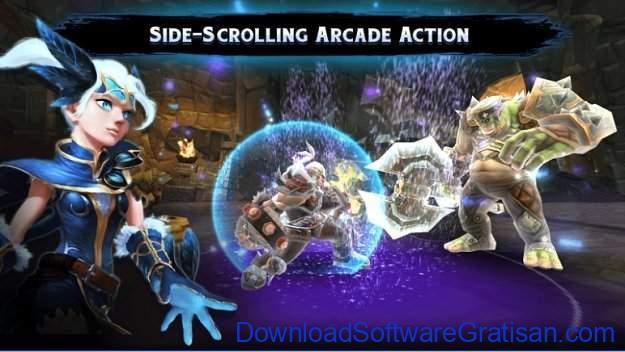 Game Pertarungan Android ChronoBlade