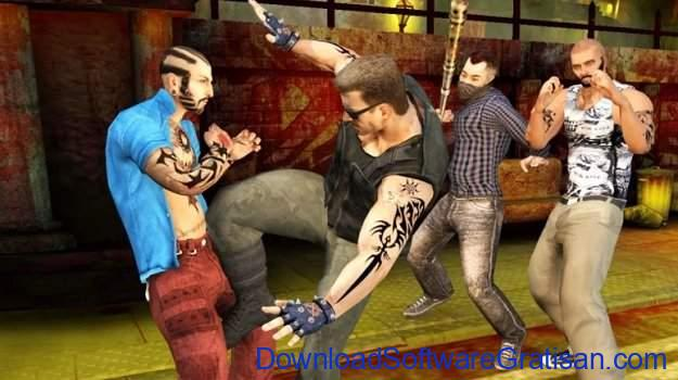 Game Pertarungan Android Fight Club
