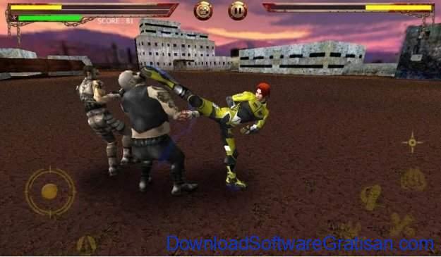 Game Pertarungan Android Fighting Tiber - Liberal