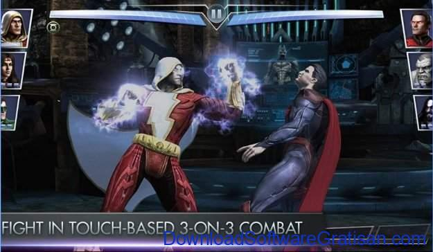 Game Pertarungan Android Injustice Gods Among Us