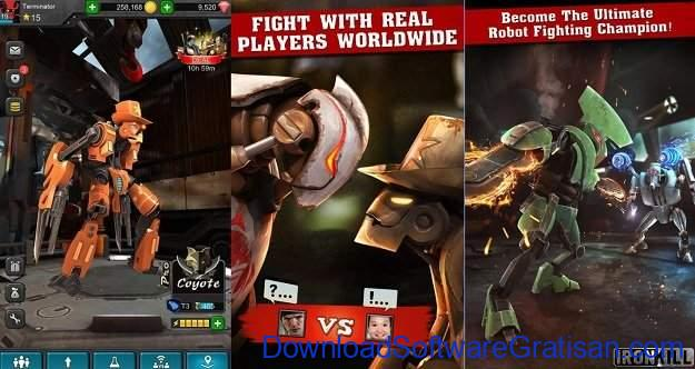 Game Pertarungan Android Iron Kill Robot Fighting Game