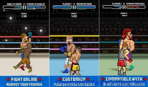 Game Pertarungan Android Prizefighters