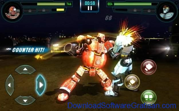 Game Pertarungan Android Real Steel Series