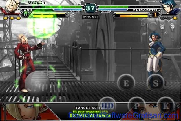 Game Pertarungan Android SNK Corporation