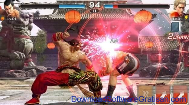 Game Pertarungan Android Tekken